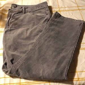 Men's Michael Kors corduroy pants size 38/30